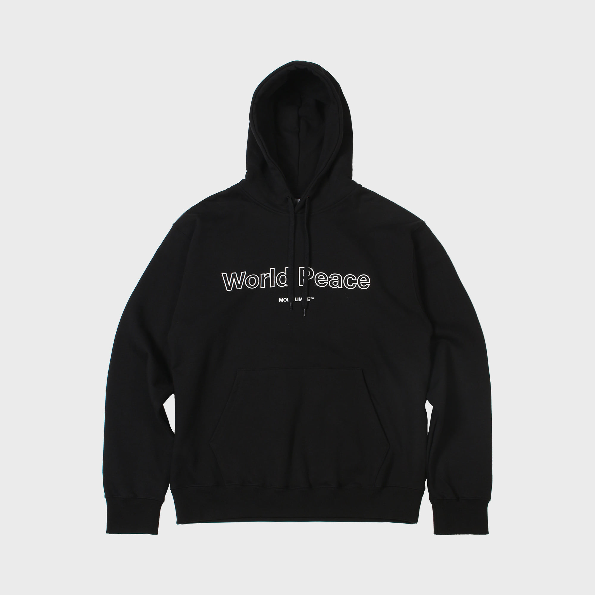 World Peace Hoody Black