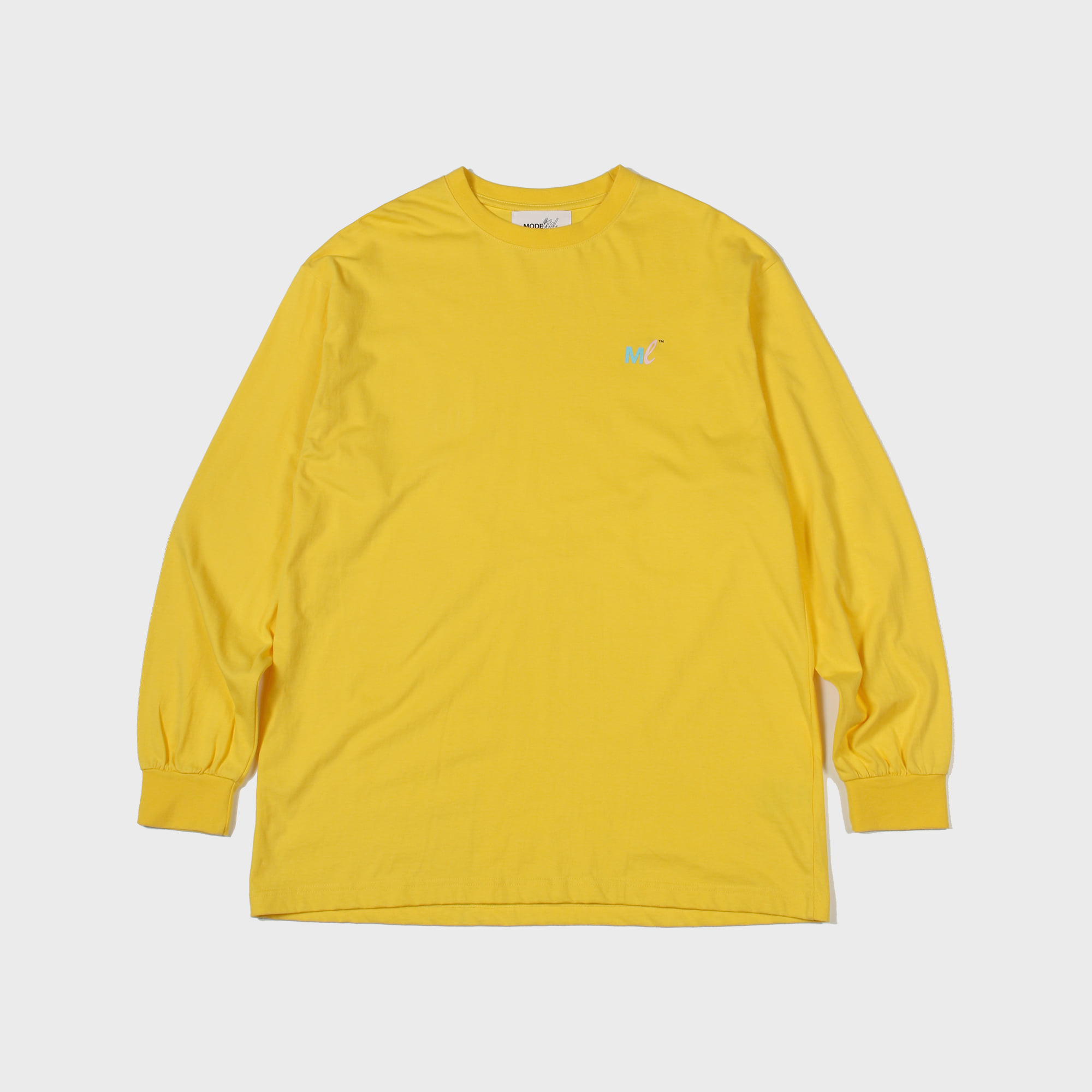 Ml Oversized T Yellow