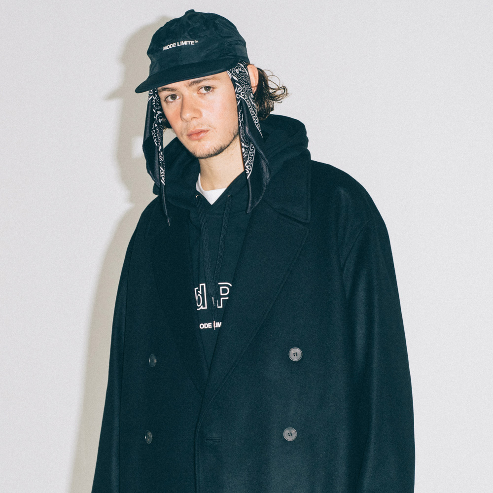 Explorer Double Coat Black [한정판매] 30% SALE