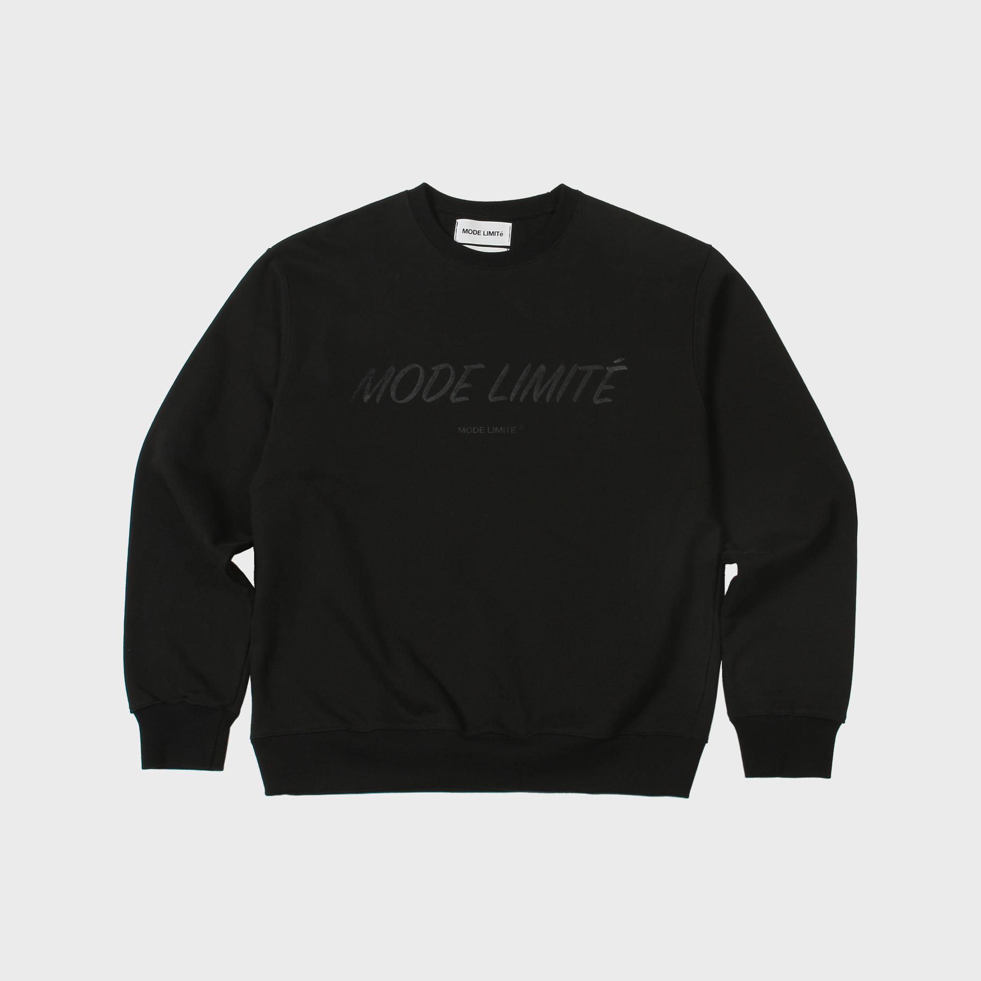Mode Limite Sweatshirt Black