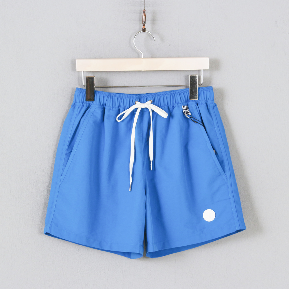 LEIT X BUND - WAYFARER Beach Pants Blue