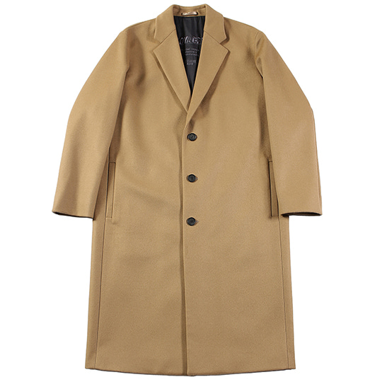 IN SILENCE X BUND - Voyager Single Coat Camel
