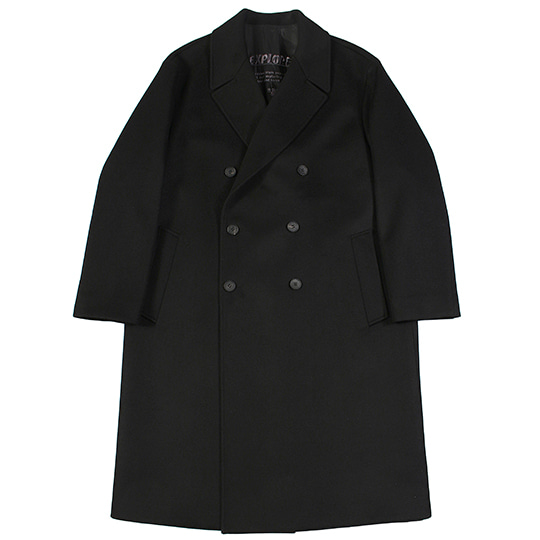 Explorer Double Coat Black [한정판매] 25% SALE