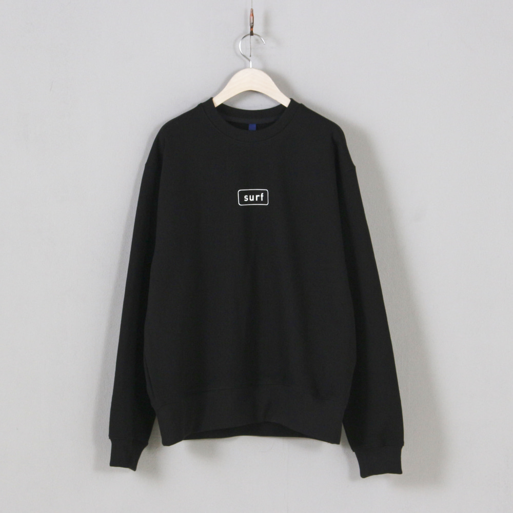 CAMPAIGN Sweatshirt - Surf Black