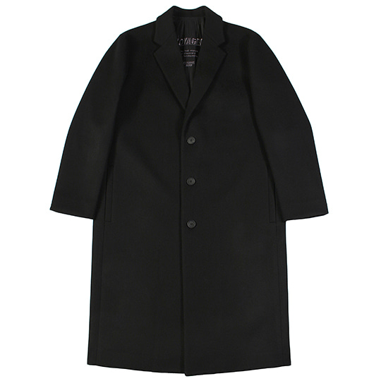 IN SILENCE X BUND - Voyager Single Coat Black