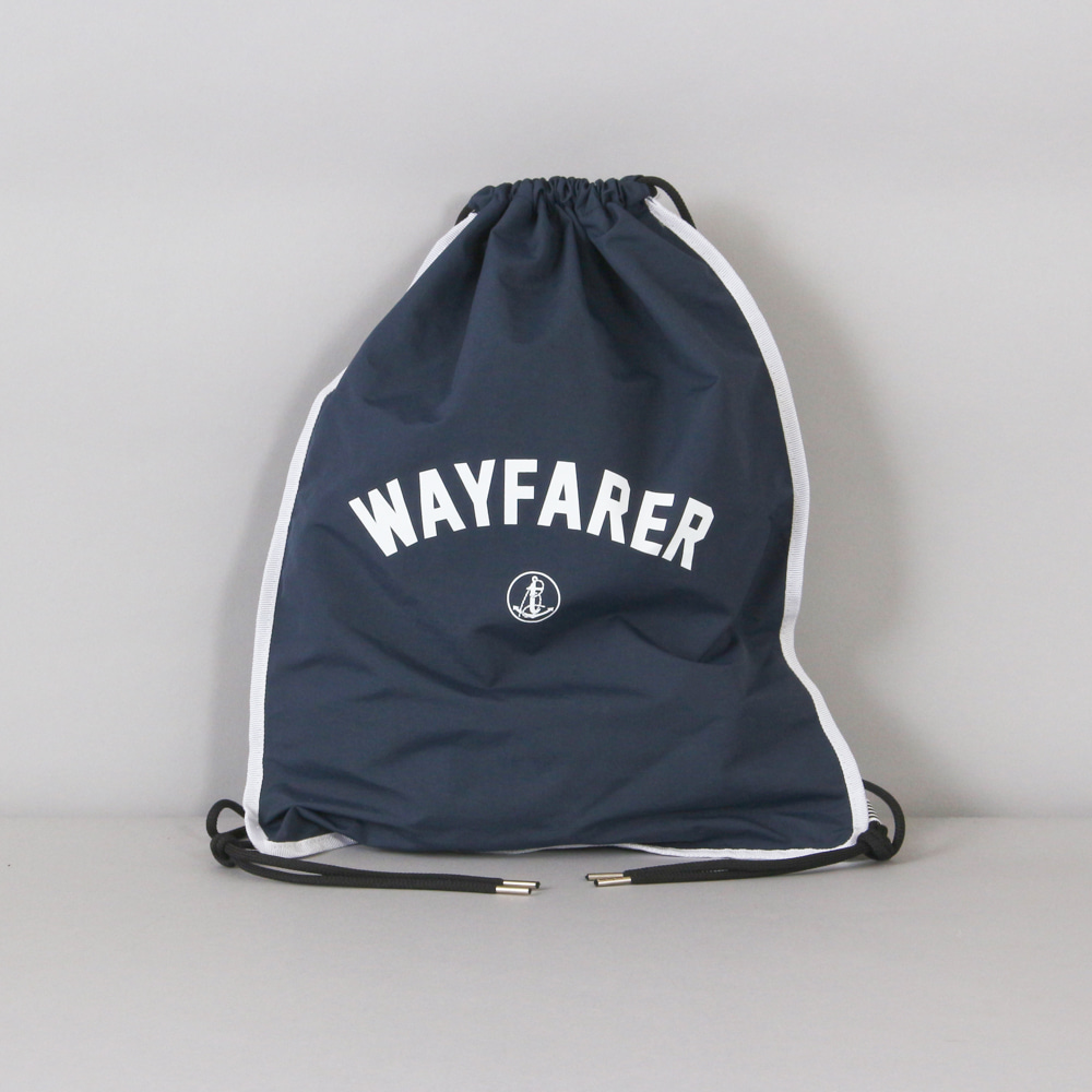 LEIT X BUND - WAYFARER Dust Bag Navy